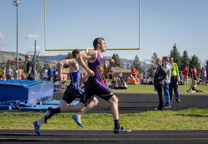 2014 Russ Rilcher Top Ten T&F Meet - f-224