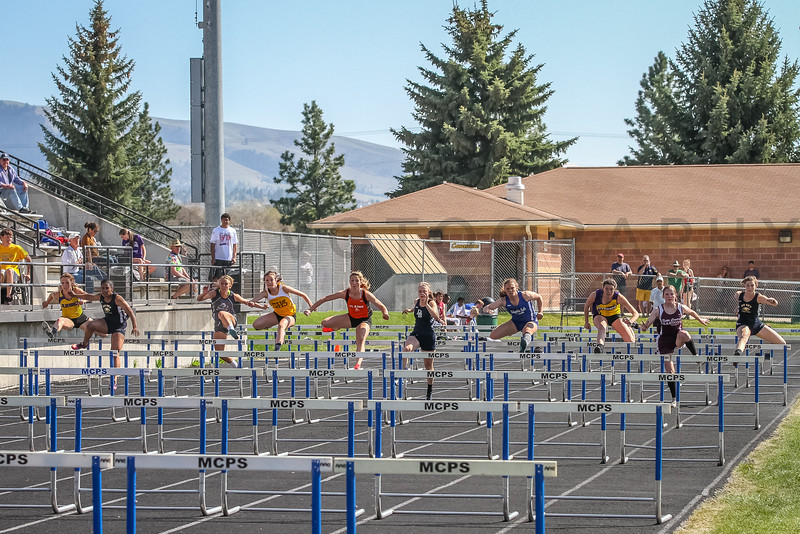 Top Ten Meet - 100-110m hurdles - (f)-36
