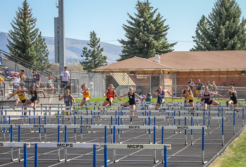 Top Ten Meet - 100-110m hurdles - (f)-35