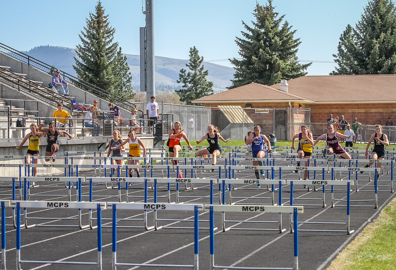 Top Ten Meet - 100-110m hurdles - (f)-39