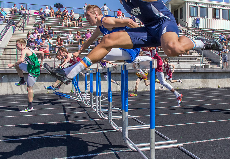 Top Ten Meet - 100-110m hurdles - (f)-43