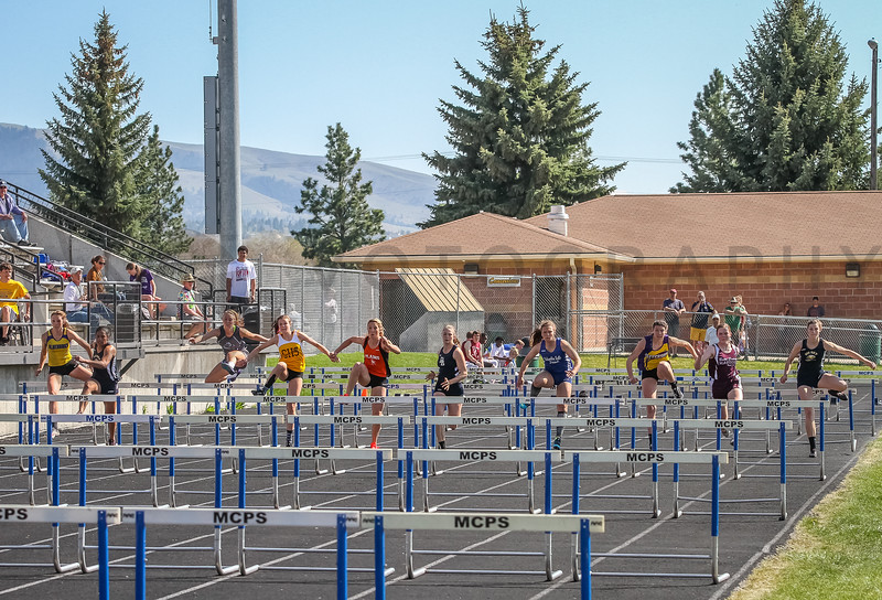 Top Ten Meet - 100-110m hurdles - (f)-37