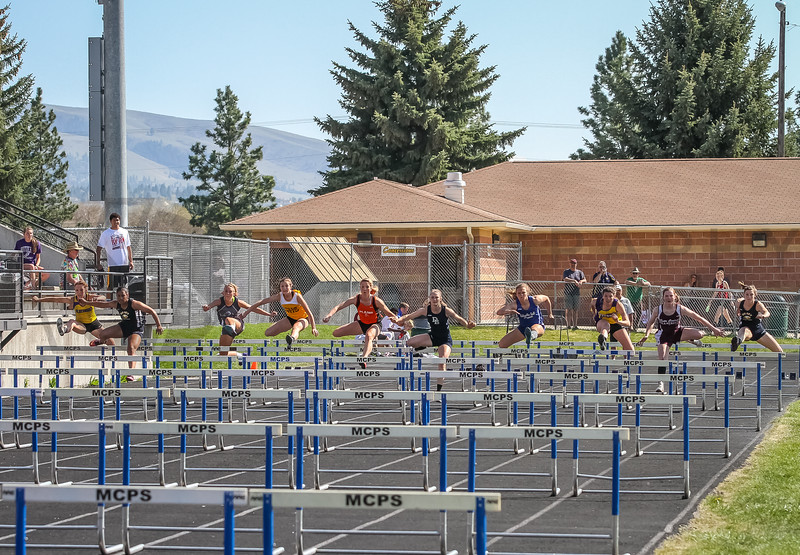 Top Ten Meet - 100-110m hurdles - (f)-32