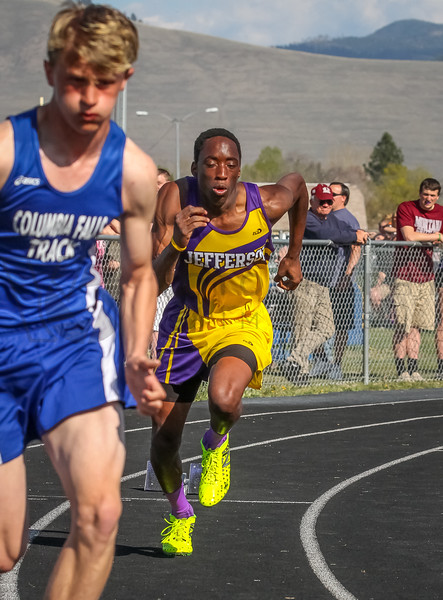 Top Ten Meet - 400m dash (f)-7