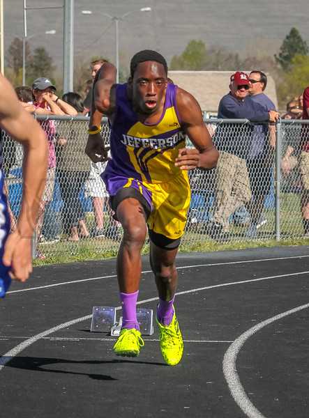 Top Ten Meet - 400m dash (f)-6