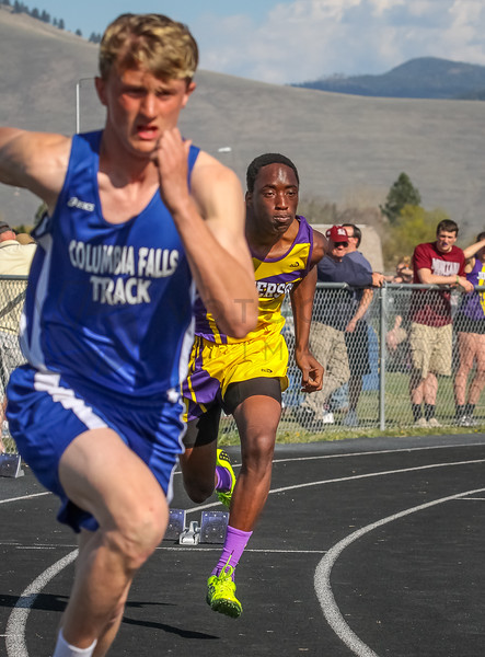 Top Ten Meet - 400m dash (f)-8