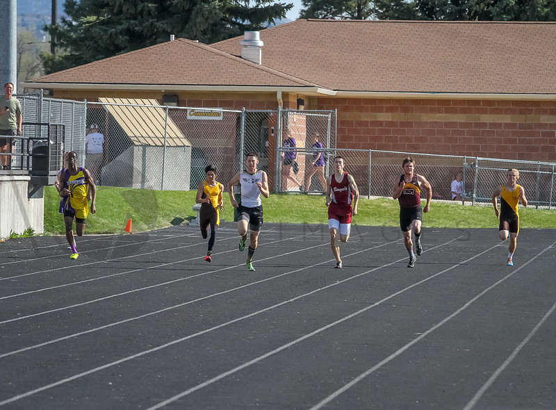 Top Ten Meet - 400m dash (f)-22
