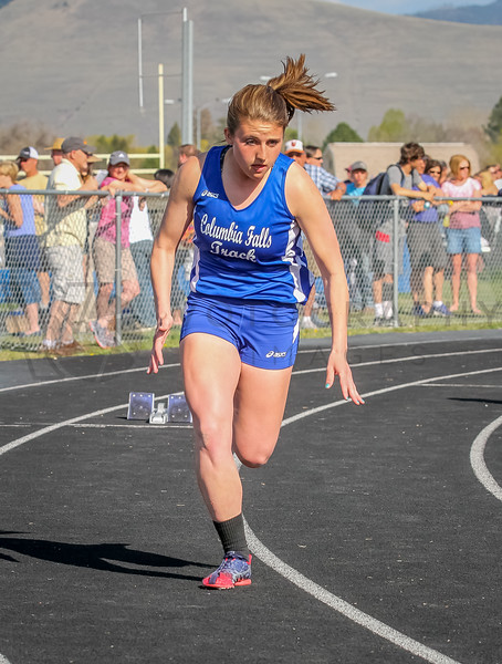 Top Ten Meet - 400m dash (f)-46
