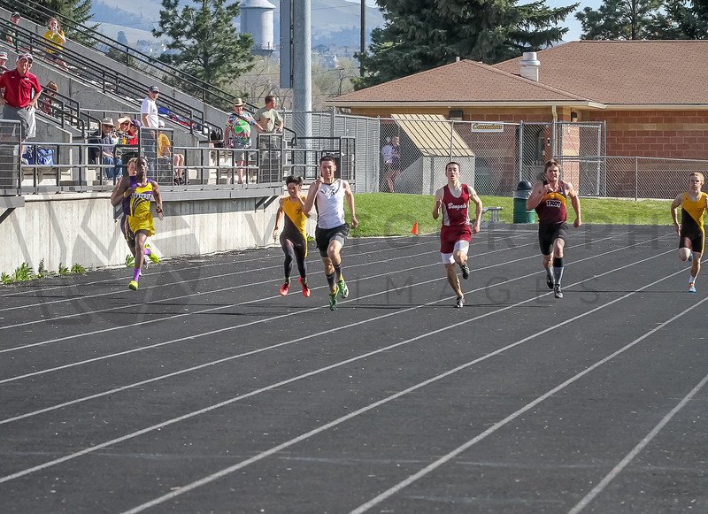Top Ten Meet - 400m dash (f)-23