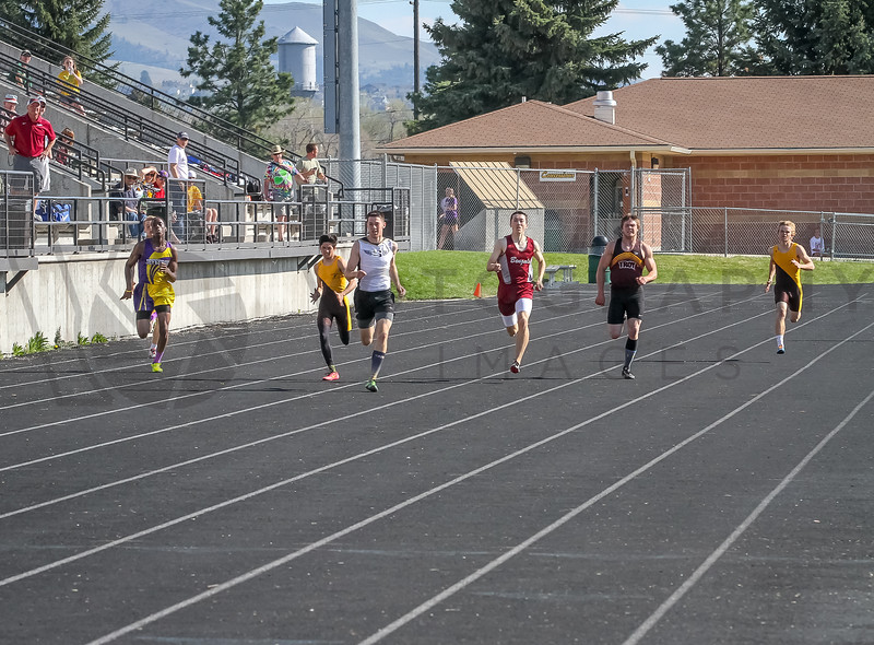 Top Ten Meet - 400m dash (f)-24