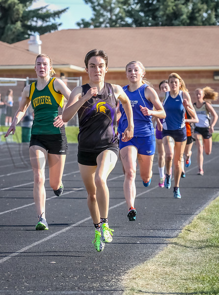 Top Ten Meet - 800m (f)-86