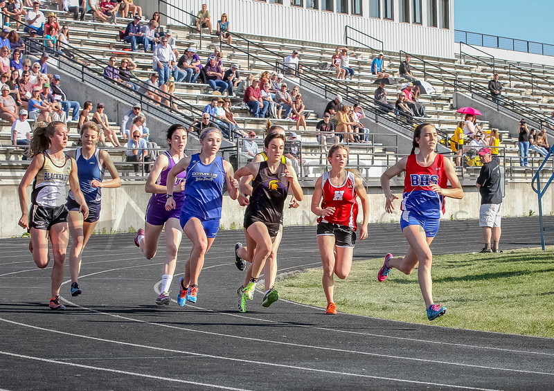 Top Ten Meet - 800m (f)-50