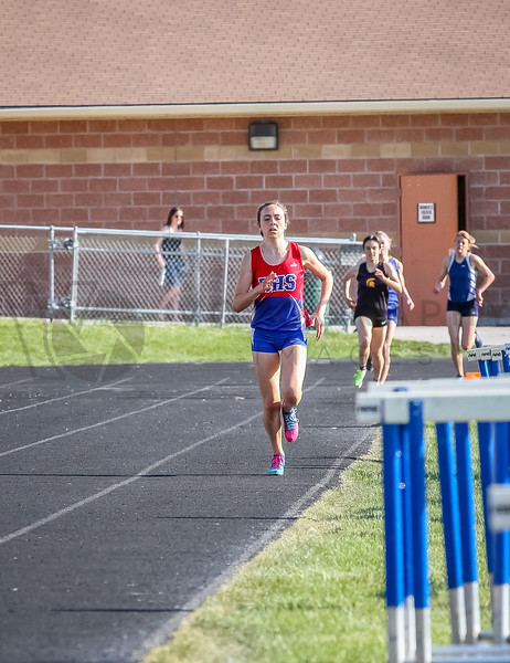 Top Ten Meet - 800m (f)-72
