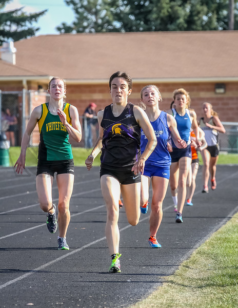 Top Ten Meet - 800m (f)-84