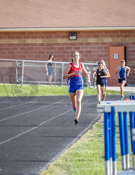Top Ten Meet - 800m (f)-73