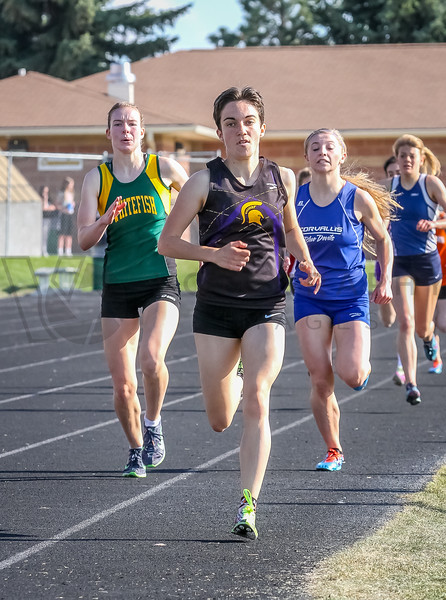 Top Ten Meet - 800m (f)-87