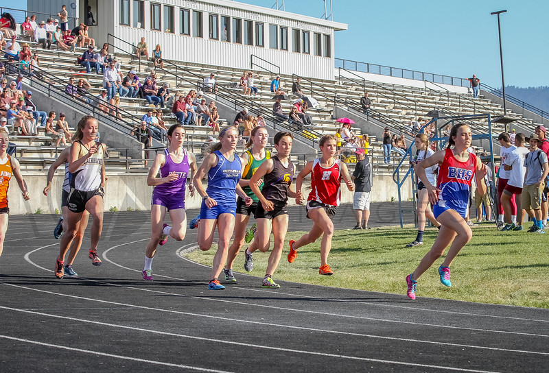 Top Ten Meet - 800m (f)-51