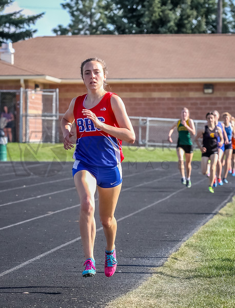 Top Ten Meet - 800m (f)-78