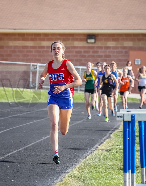 Top Ten Meet - 800m (f)-76