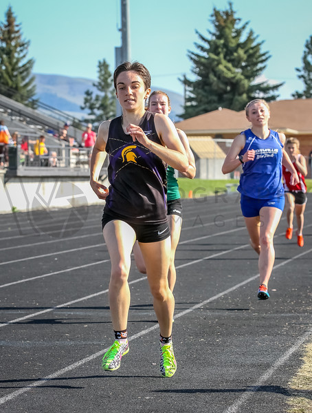 Top Ten Meet - 800m (f)-92