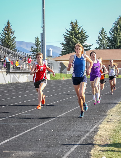 Top Ten Meet - 800m (f)-97