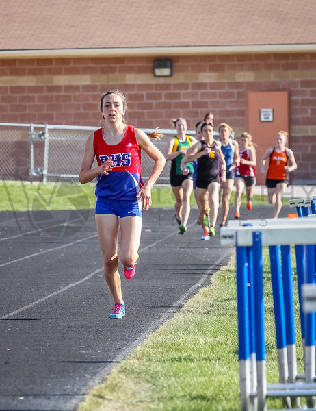 Top Ten Meet - 800m (f)-74