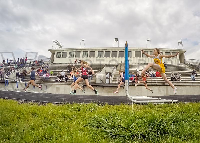2015 Western Divisionals - 100-110m hurdles - (f)-17
