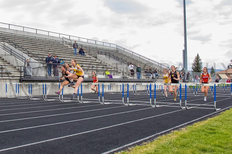 2015 Western Divisionals - 100-110m hurdles - (f)-19