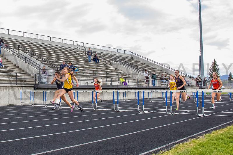 2015 Western Divisionals - 100-110m hurdles - (f)-20