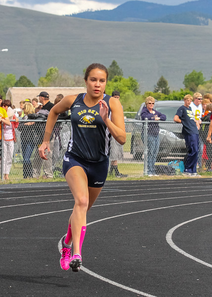 2015 Western Divisionals - 800m - girls races - (f)-12