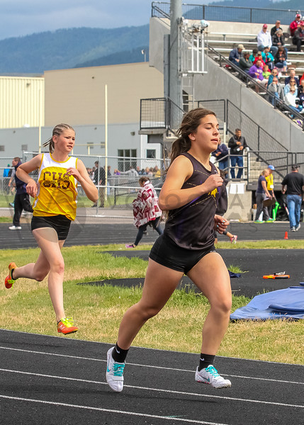 2015 Western Divisionals - 800m - girls races - (f)-16