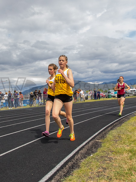 2015 Western Divisionals - 800m - girls races - (f)-23