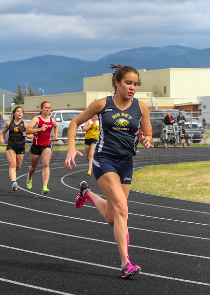 2015 Western Divisionals - 800m - girls races - (f)-13