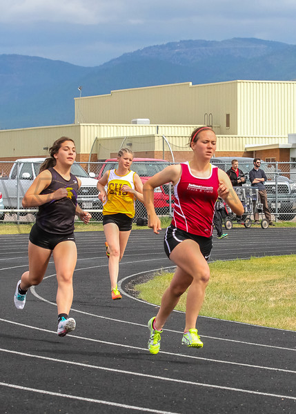 2015 Western Divisionals - 800m - girls races - (f)-14