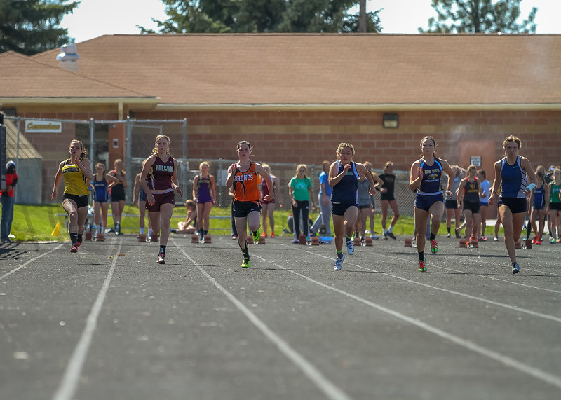 2016 Missoula Invite - 100m dash - girls (f)-34