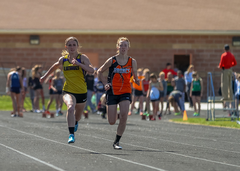 2016 Missoula Invite - 100m dash - girls (f)-23
