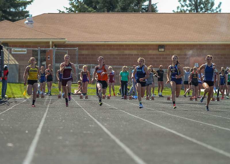 2016 Missoula Invite - 100m dash - girls (f)-33