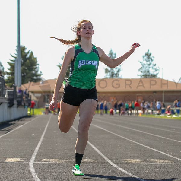 2016 Missoula Invite - 100m dash - girls (f)-9