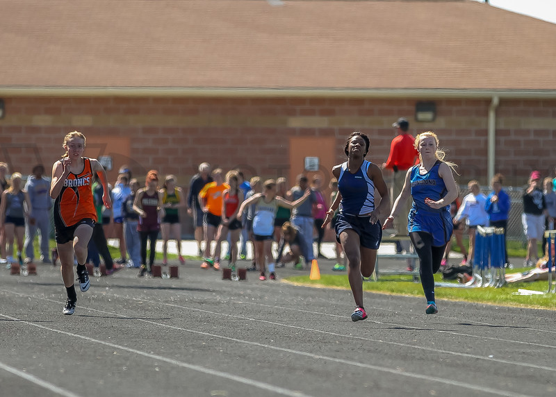 2016 Missoula Invite - 100m dash - girls (f)-20