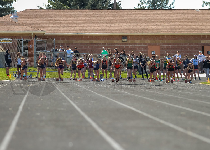 2016 Missoula Invite - 100m dash - girls (f)-45
