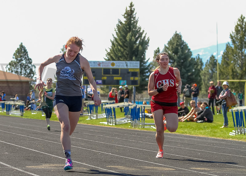2016 Missoula Invite - 100m dash - girls (f)-8