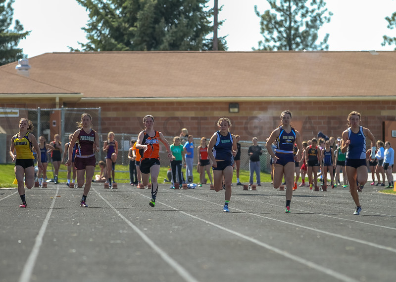 2016 Missoula Invite - 100m dash - girls (f)-35