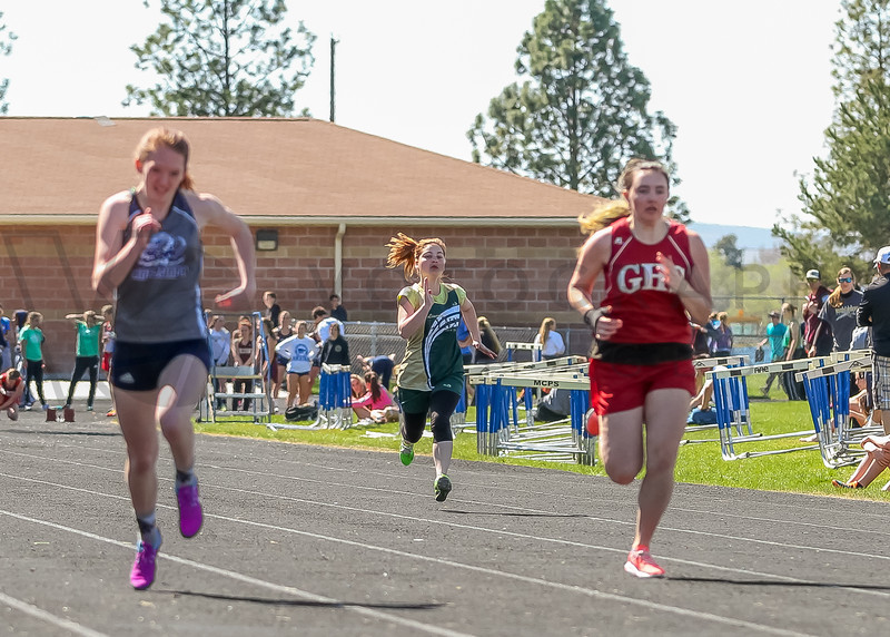 2016 Missoula Invite - 100m dash - girls (f)-6