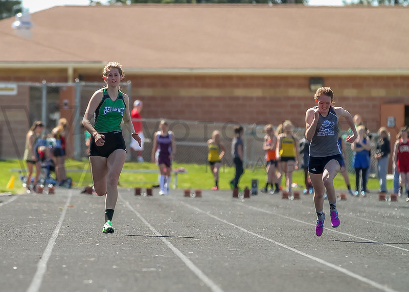 2016 Missoula Invite - 100m dash - girls (f)-2