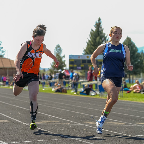 2016 Missoula Invite - 100m dash - girls (f)-44