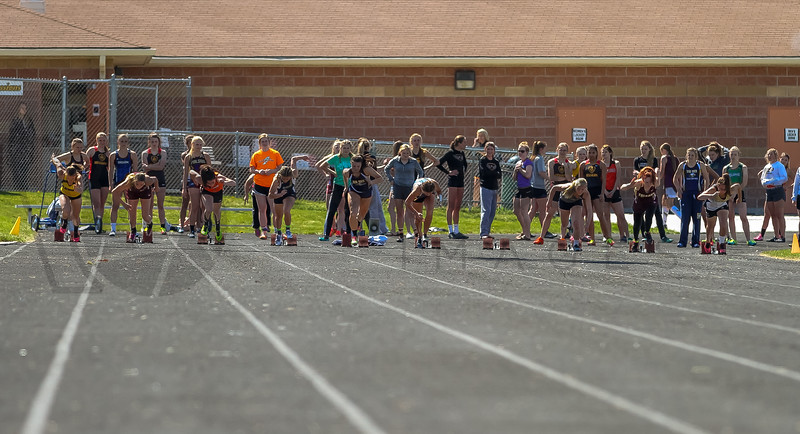 2016 Missoula Invite - 100m dash - girls (f)-32