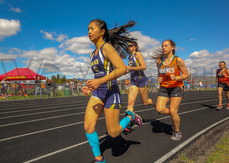 2016 Missoula Invite - 3200m girls (f)-17