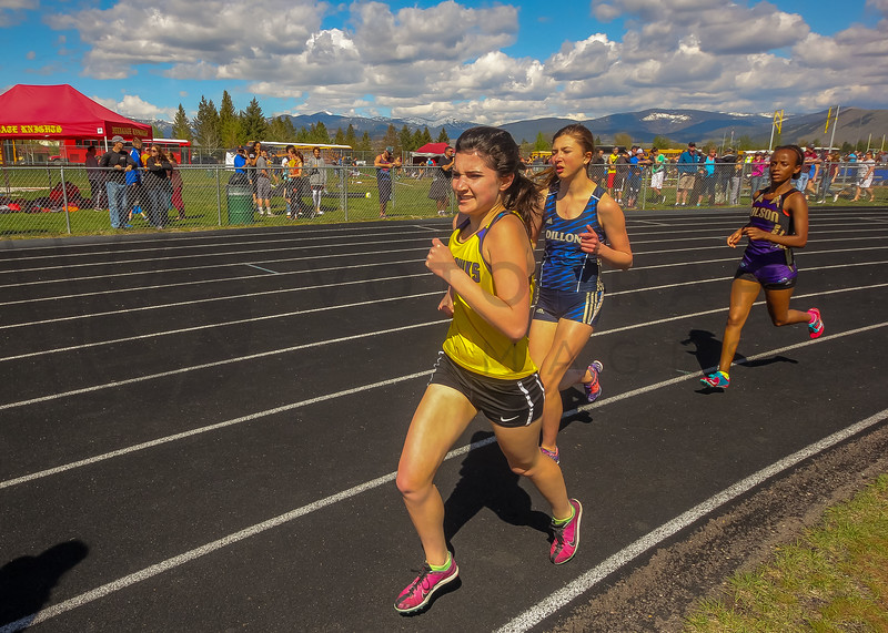 2016 Missoula Invite - 3200m girls (f)-30