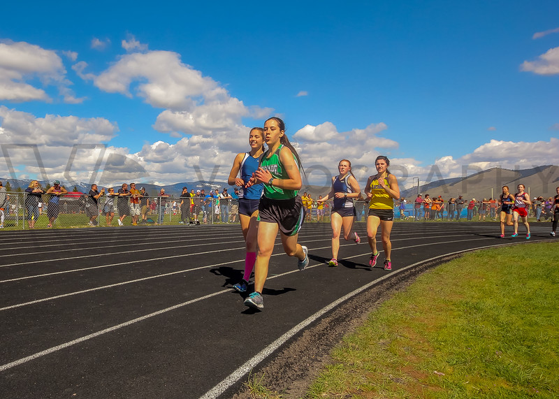 2016 Missoula Invite - 3200m girls (f)-1
