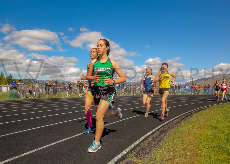 2016 Missoula Invite - 3200m girls (f)-3